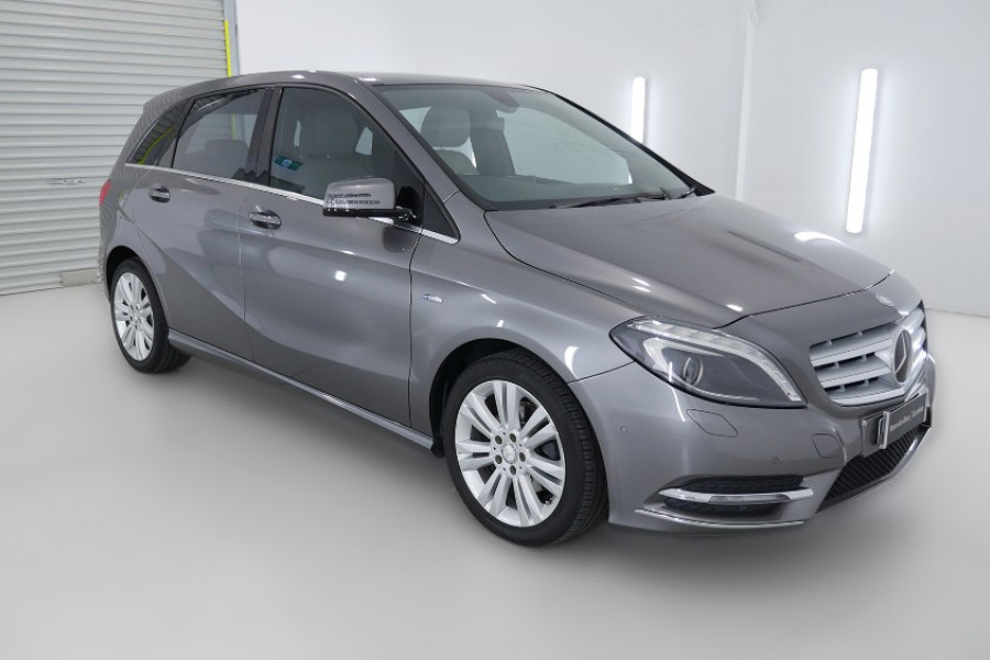 2012 Mercedes-Benz B200 W246 B200 BlueEFFICIENCY Hatchback