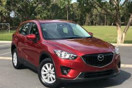 Mazda CX-5 Maxx Sport (4x4) MY13 Upgrade