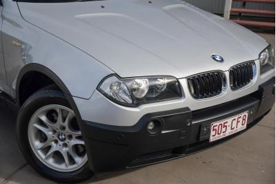 2004 BMW X3 E83 MY05 Suv Image 2
