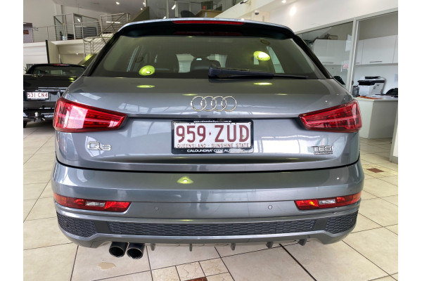 2015 Audi Q3 8U  TFSI Sport Suv Image 5
