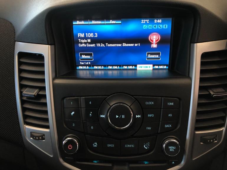 2016 Holden Cruze JH Series II CD Sportwagon Image 8