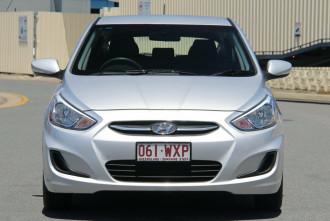 2016 Hyundai Accent RB4 MY16 Active Hatchback