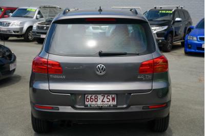 2011 MY12 Volkswagen Tiguan 5N 132TSI Suv Image 5