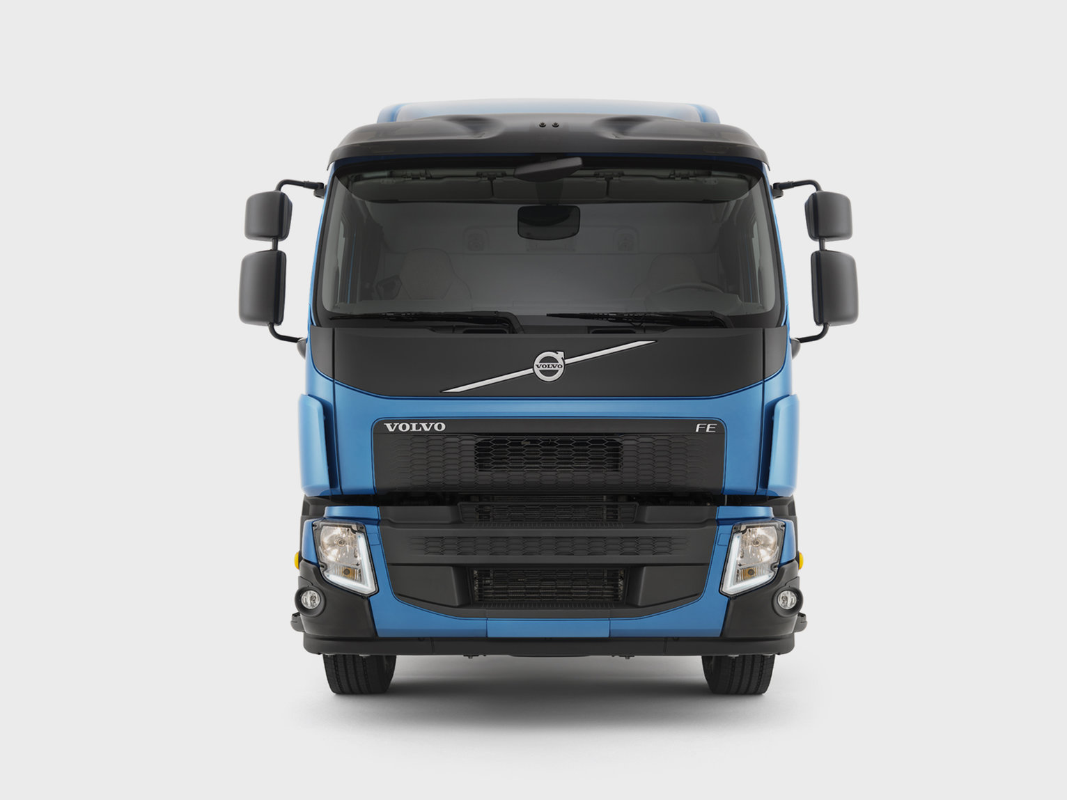 Volvo FE Compact. Confident. And proudly Volvo.