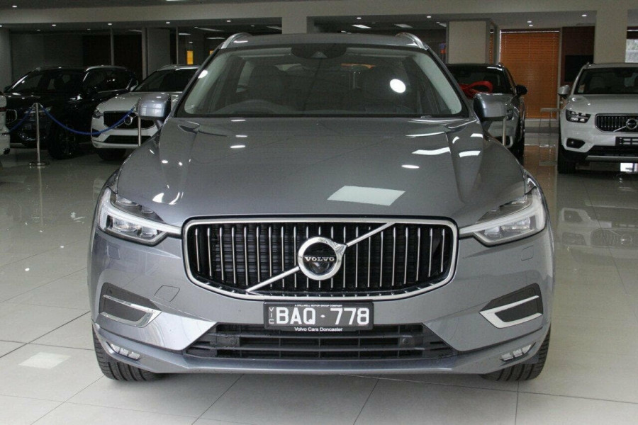 2018 MY19 Volvo XC60 UZ D4 Inscription Suv Mobile Image 16