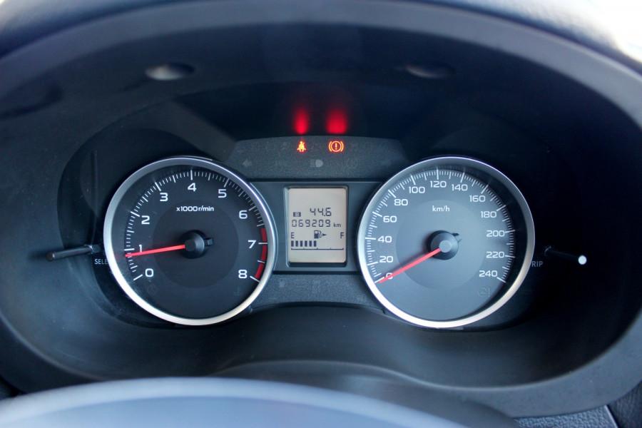 2014 Subaru Impreza G4  2.0i Sedan Image 17