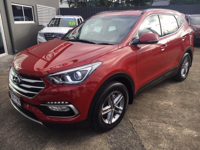 2016 MY17 Hyundai Santa Fe DM3 Series II Active Suv