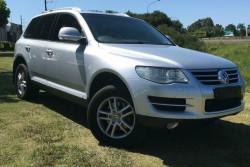 Volkswagen Touareg V6 TDI 7L MY07 Update