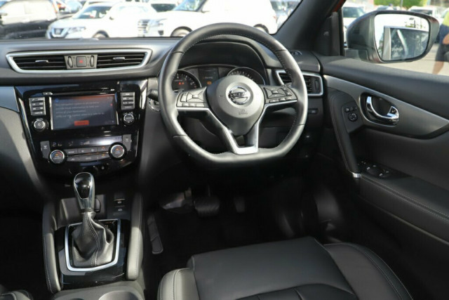 2018 Nissan Qashqai J11 Series 2 Ti X-tronic Suv Image 12