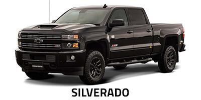New Chevrolet Silverado 2500