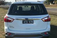 2018 MY17 Isuzu UTE MU-X 4x2 LS-M Wagon