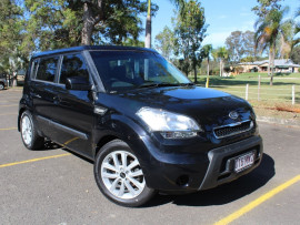 Kia Soul Hatchback AM