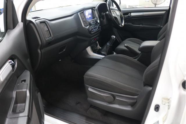 2016 Holden Colorado RG MY16 LTZ Utility Image 5