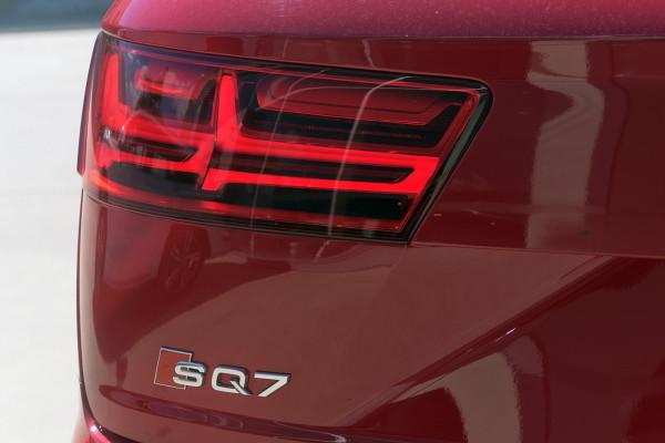 2018 Audi Q7 S 4.0L TDI V8 Quattro 8Spd Tiptronic 320kW Suv Image 4