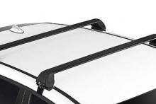 Hyundai genuine roof racks-flush.