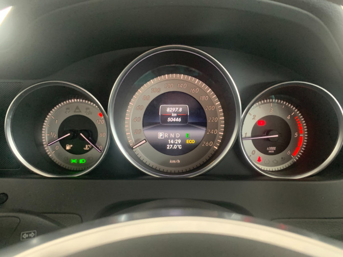 2014 Mercedes-Benz C Class W204 MY14 C250 CDI Sedan Image 15