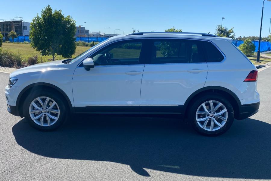 2019 Volkswagen Tiguan Comfrtline Image 5