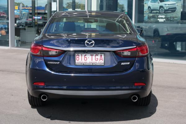 2013 Mazda 6 GJ1021 Atenza Sedan