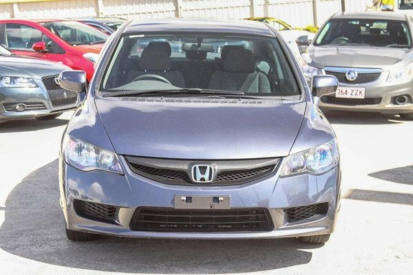 2010 Honda Civic MY10 VTi Sedan