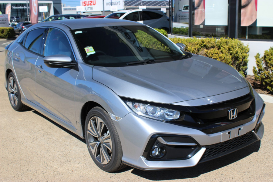 2020 Honda Civic Hatch 10th Gen VTi-L Hatchback