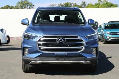 2020 MY19 LDV D90 SV9A Executive 4WD Suv Image 5