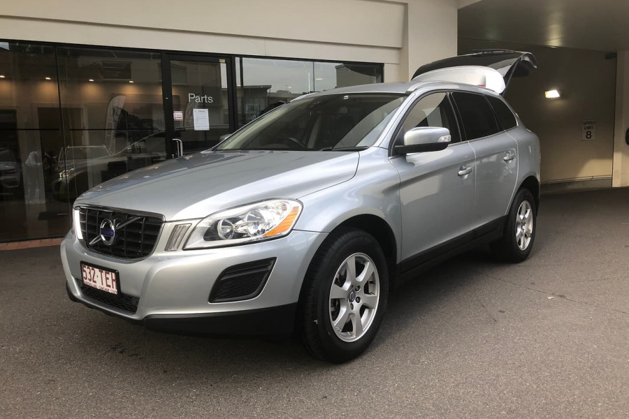 2013 Volvo XC60 (No Series) MY13 D5 Suv