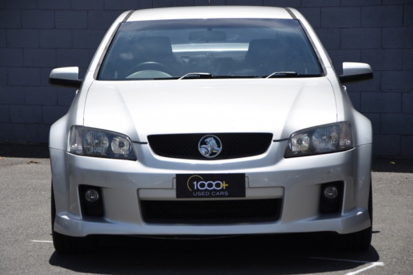2007 Holden Commodore VE SV6 Sedan Image 2