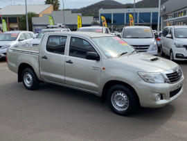 Toyota HiLux SR KUN16R