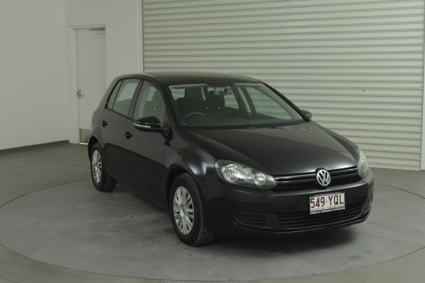 2012 MY12.5 Volkswagen Golf VI 77TSI Hatchback Image 3