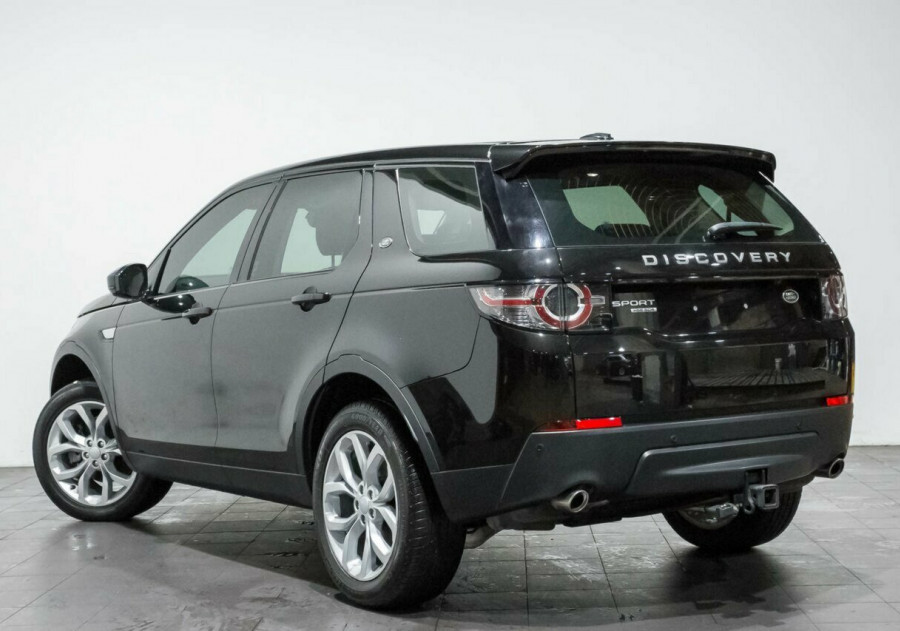 2016 MY16.5 Land Rover Discovery Sport L550 16.5MY SD4 HSE Suv
