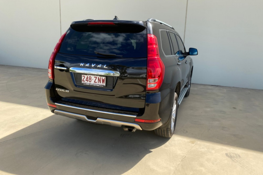 2019 Haval H9 Ultra Suv