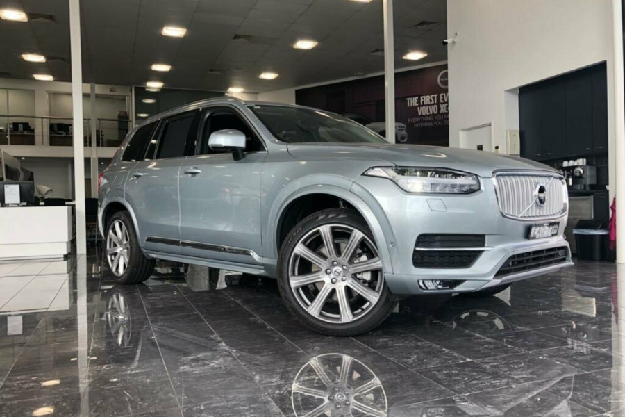 2018 Volvo XC90 L Series D5 Inscription (AWD) Suv Mobile Image 1