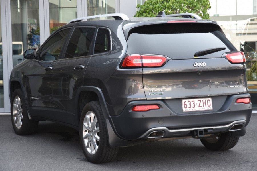 2015 Jeep Cherokee KL Limited Suv Image 3