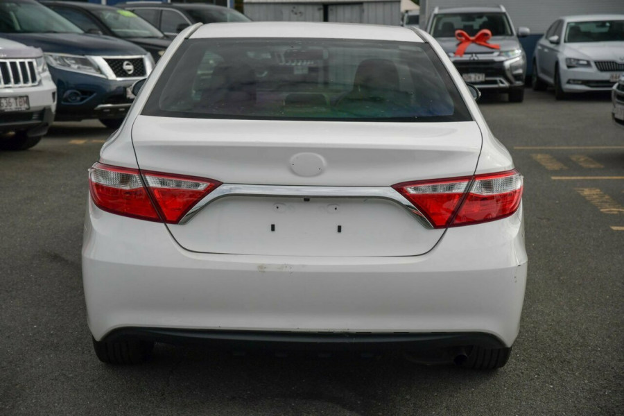 2015 Toyota Camry ASV50R Altise Sedan