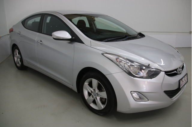 2012 Hyundai Elantra 4dr Sed 1.8lt Atm 02 MD ELITE Sedan Image 3