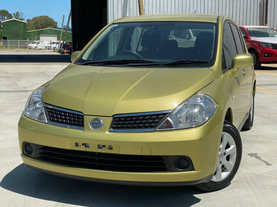 2008 MY07 Nissan Tiida C11 MY07 ST-L Hatchback Image 20