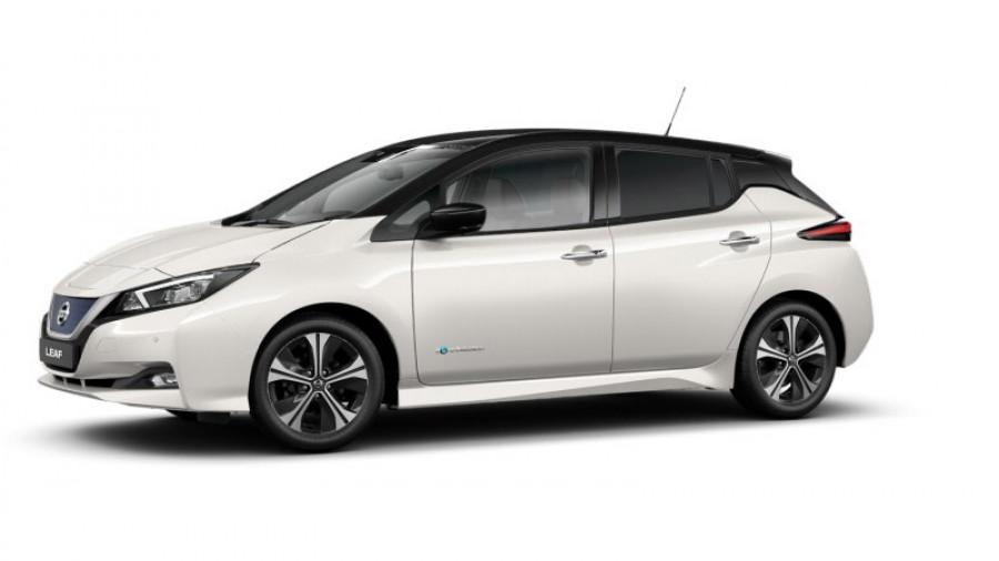2020 Nissan LEAF ZE1 LEAF Hatchback Image 34