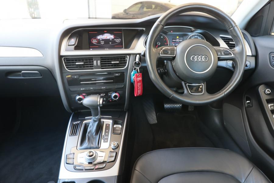 2014 Audi A4 B8 8K MY14 Sedan Image 10