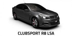 New HSV ClubSport R8