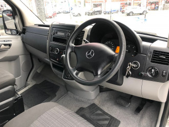 2009 Mercedes-Benz Sprinter NCV3 MY09 311CDI Van