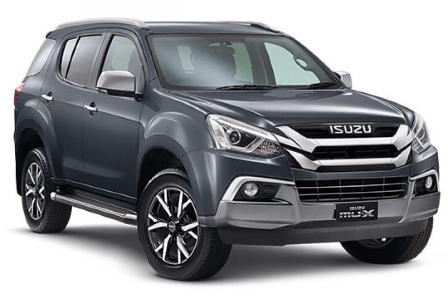 2019 Isuzu UTE MU-X LS-T 4x4 Wagon Image 1