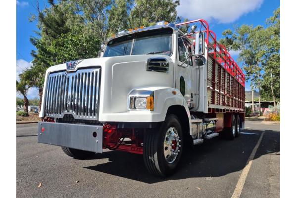 2021 Western Star 4764sxc Truck Image 4