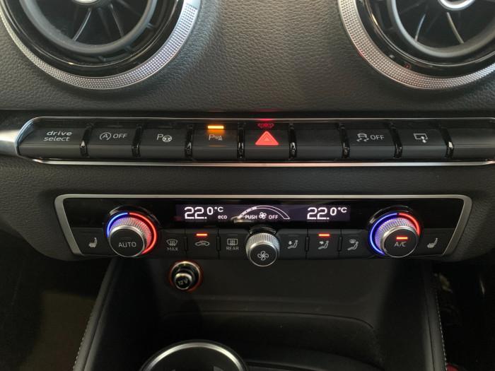 2015 Audi S3 8V MY15 Sedan Image 32
