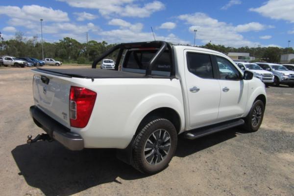2016 Nissan Navara D23 ST Utility Image 4