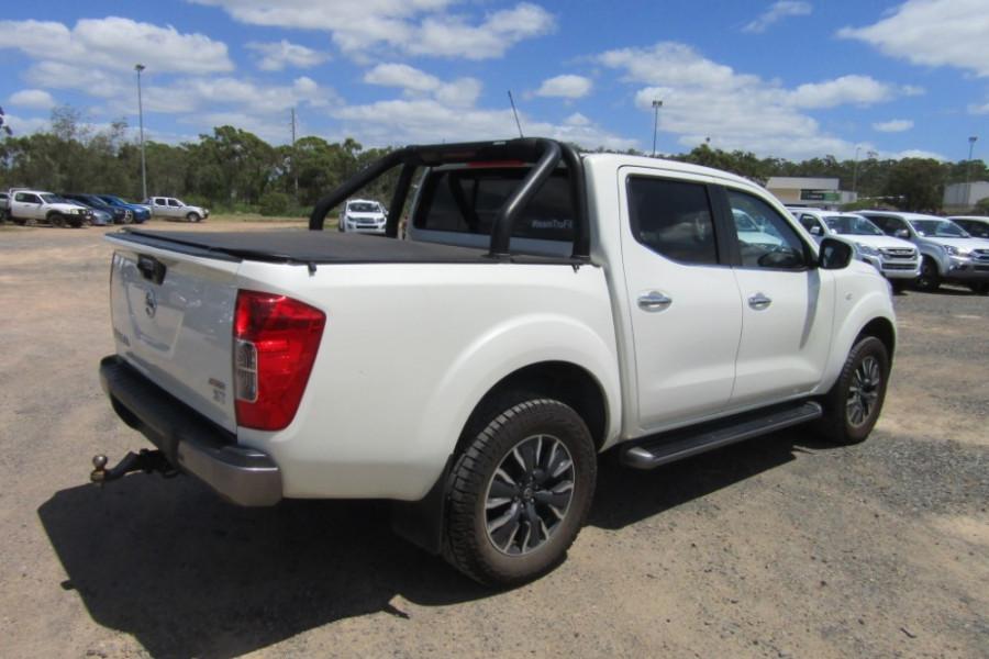 2016 Nissan Navara D23 ST Utility
