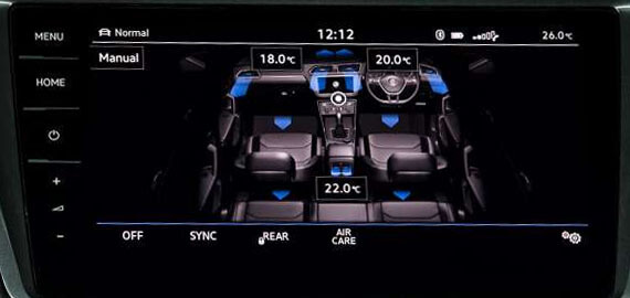 Tiguan Technology