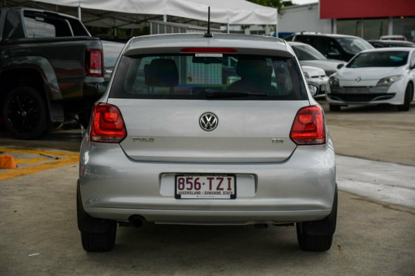 2014 Volkswagen Polo 6R MY14 66TDI DSG Comfortline Hatchback Image 4
