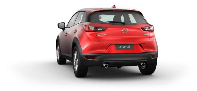 2021 MY0  Mazda CX-3 DK Maxx Sport Suv Mobile Image 16