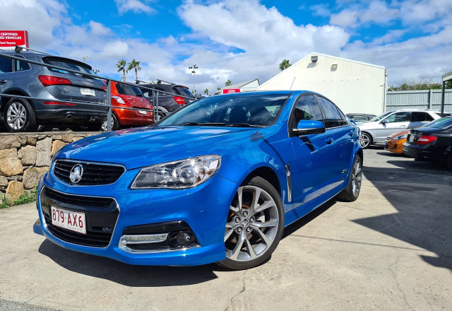 2015 Holden Commodore VF MY15 SS V Sedan