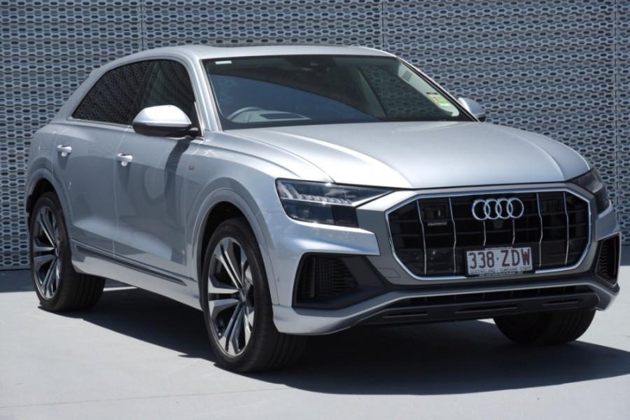 2019 Audi Q8 Suv Image 1